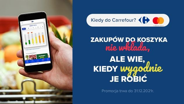 Kiedy do Carrefour