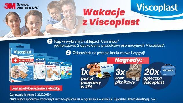 Konkurs - Wakacje z Viscoplast