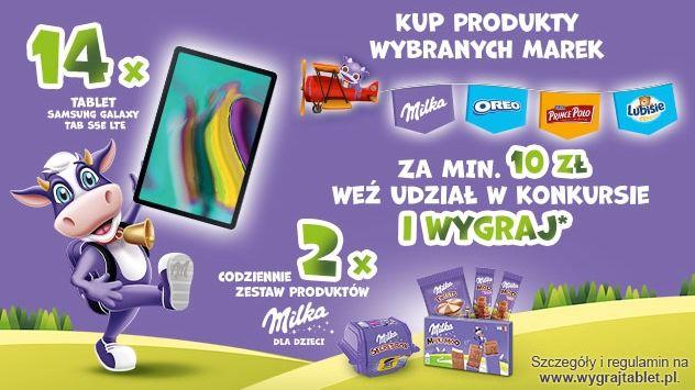 Konkurs Milka - Powrót do Szkoły