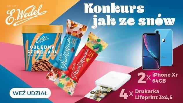 Konkurs Wedel + Konkurs jak ze snów