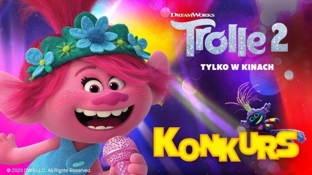 Konkurs Wejdź do magicznego świata Trolli!