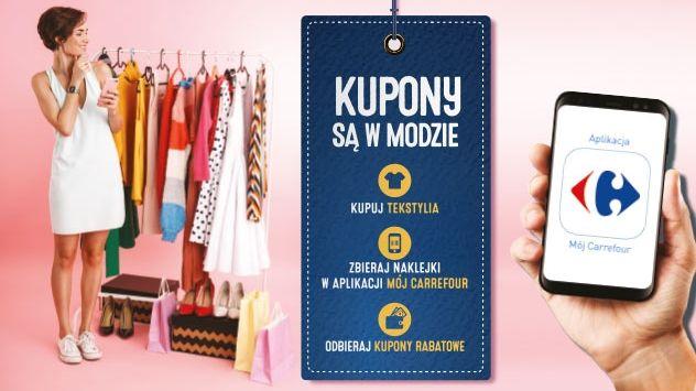 Kupuj tekstylia, zbieraj naklejki i zyskuj rabaty!