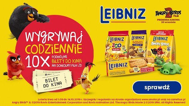 Loteria - Kinowa loteria Leibniz