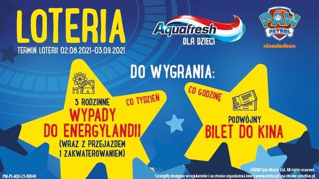 Loteria Aquafresh Kids