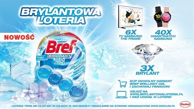 Loteria - Brylantowa loteria bref