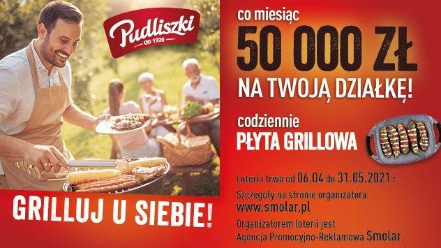 Loteria grillowa Pudliszki