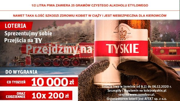 Loteria Kolej na Tyskie
