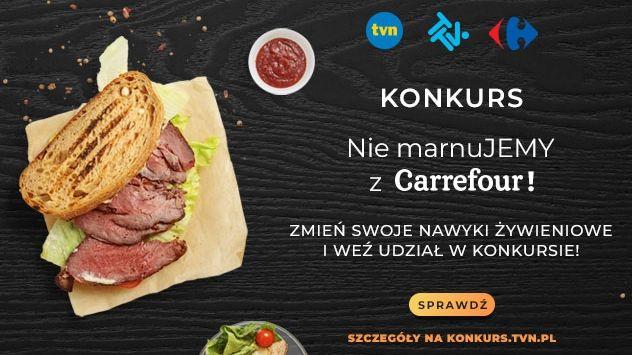 Konkurs Nie marnuJEMY z Carrefour
