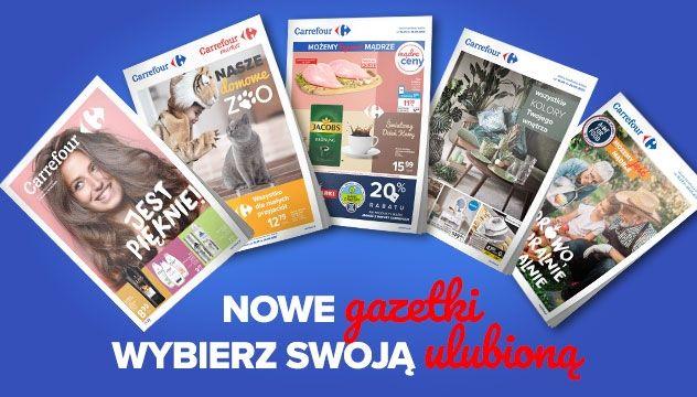 Nowe gazetki