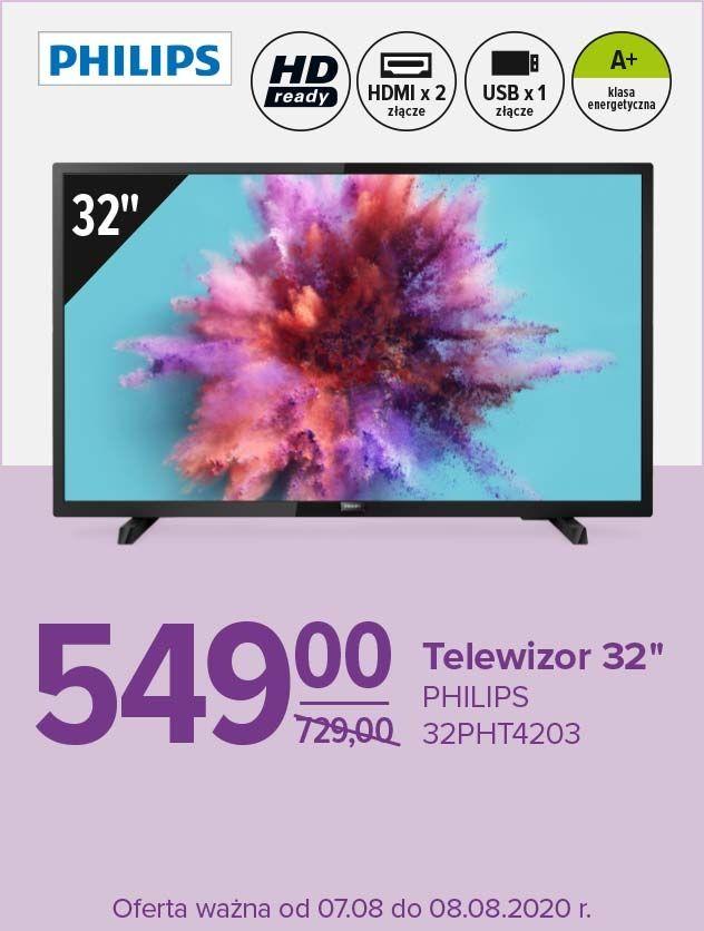 Telewizor 32'' Philips 32PHT4203