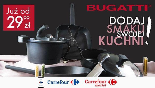 Akcja naklejkowa Produkty Bugatti