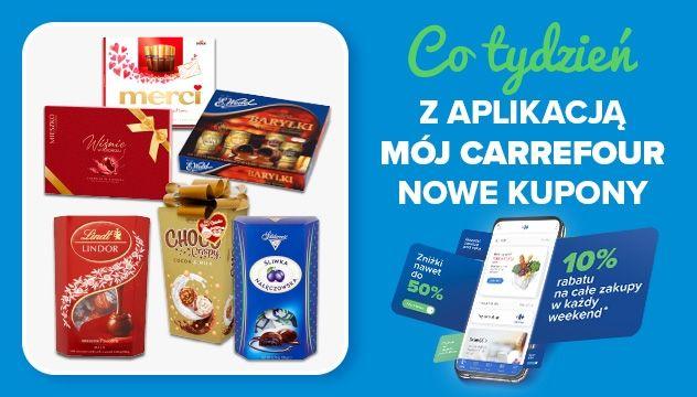 aplikacja Mój Carrefour