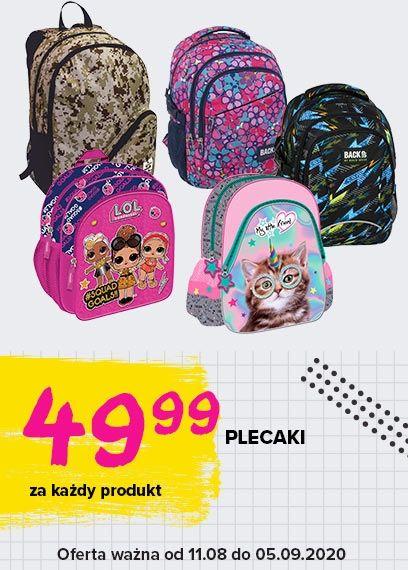 Plecak 49,99 zł