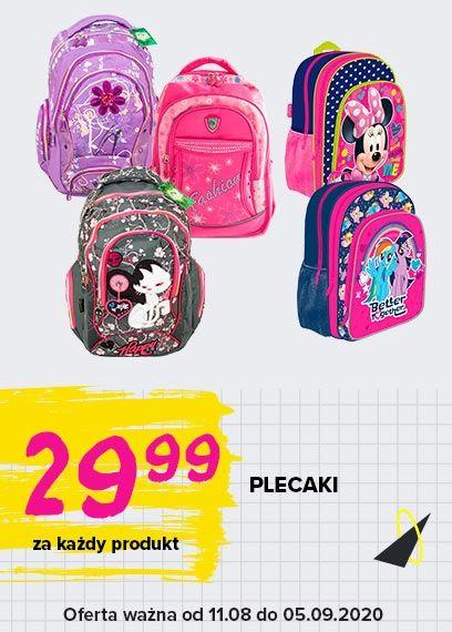 Plecaki 29,99