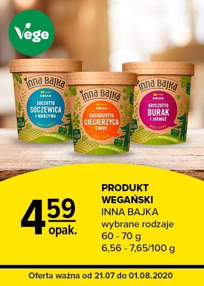 Produkt wegański Inna Bajka
