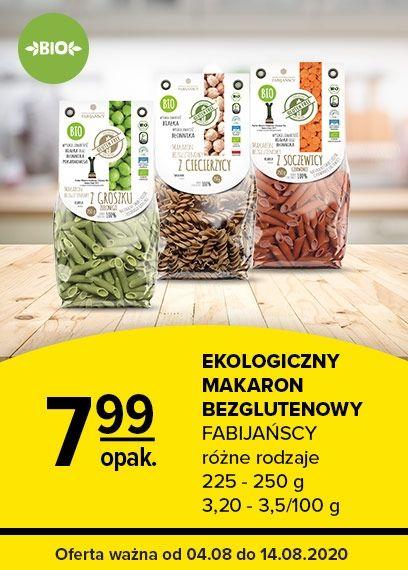 Ekologiczny makaron bezglutenowy 225 - 250 g