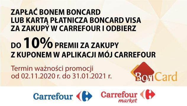 BonCard w Carrefour
