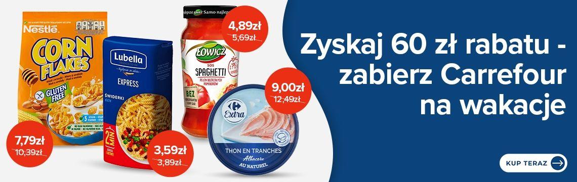 SG_Zyskaj 60 zł rabatu na zakupy spożywcze