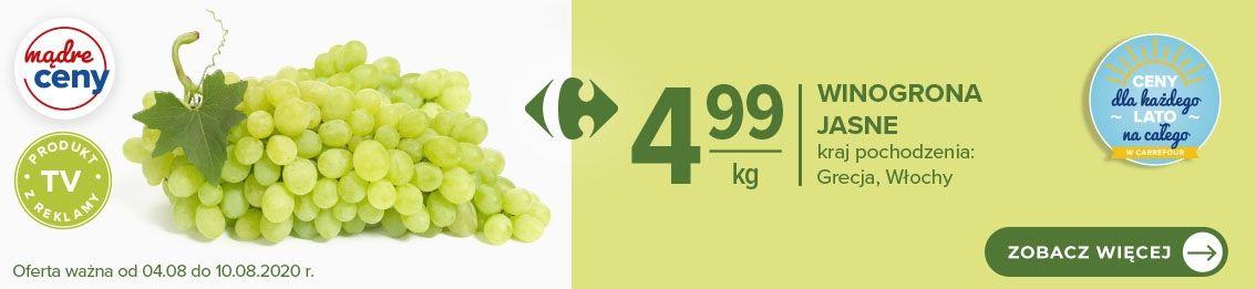 Mądre ceny Winogrona