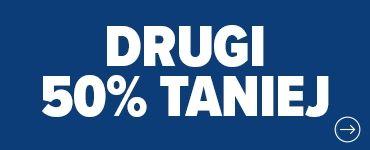 Drugi 50% taniej