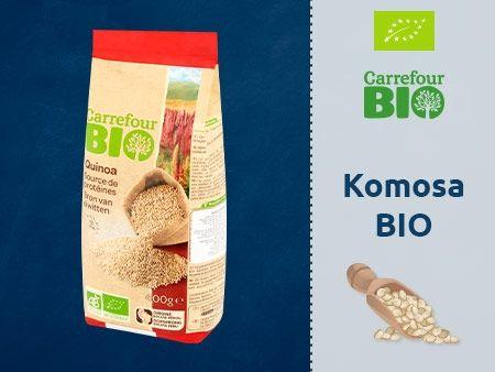 Carrefour Bio Komosa ryżowa