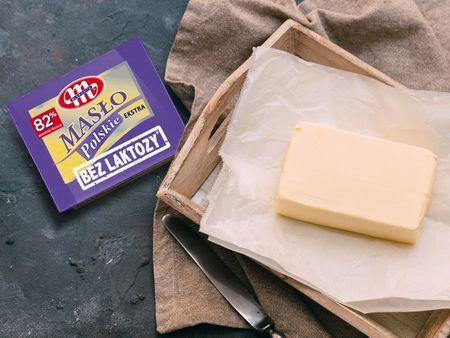 Masło bez laktozy
