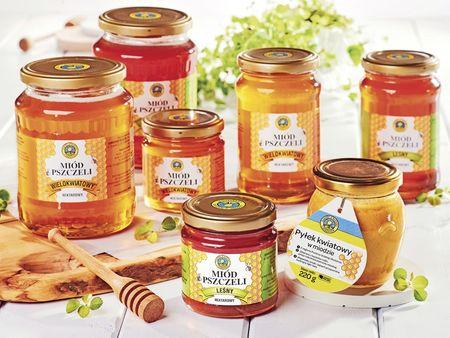 Miód Jakość z Natury Carrefour