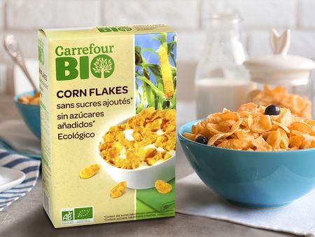 Płatki śniadaniowe ekologiczne Carrefour BIO