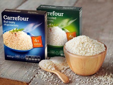 Ryż długoziarnisty Carrefour