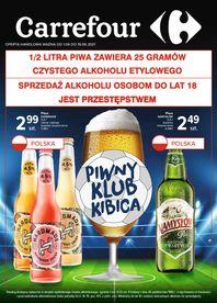 Gazetka Piwny klub kibica