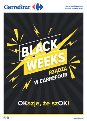 Gazetka BLACK WEEKS