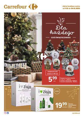 Gazetka Dla każdego coś świątecznego