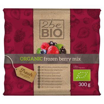 2beBio Bio mrożona mieszanka owocowa 300 g