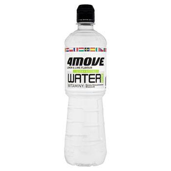 4Move Water Plus Napój niegazowany o smaku cytryna - limonka 0,75 l