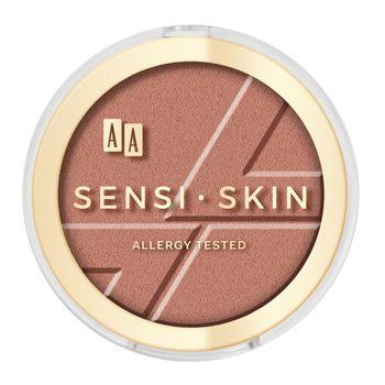 AA Sensi Skin Róż do policzów 02 sweet wine 9g