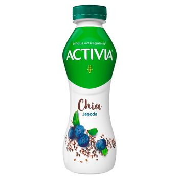 Activia Jogurt chia jagoda 280 g