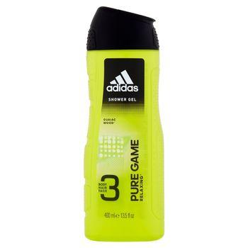 Adidas Pure Game Żel pod prysznic dla mężczyzn 400 ml