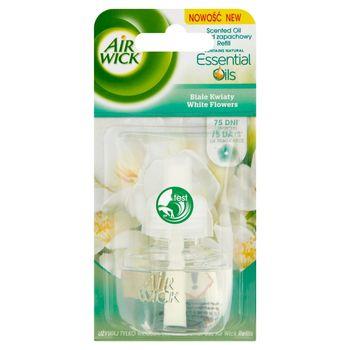 Air Wick Essential Oils Wkład zapachowy Białe kwiaty 19 ml