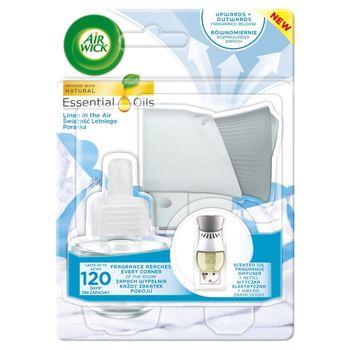 Air Wick Essential Oils Wtyczka elektryczna i wkład świeżość letniego poranka 19 ml