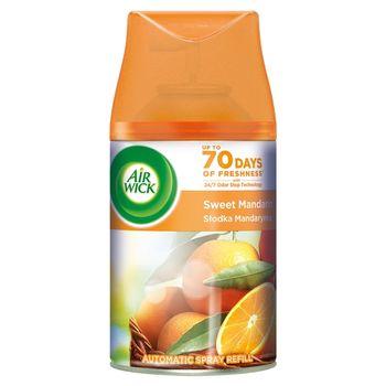 Air Wick Wkład do automatycznego odświeżacza powietrza słodka mandarynka 250 ml