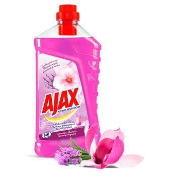 Ajax Aroma Sensations Płyn czyszczący lawenda i magnolia 1 l