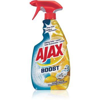 Ajax BOOST Baking Soda & Lemon Środek czyszczący w sprayu 500 ml