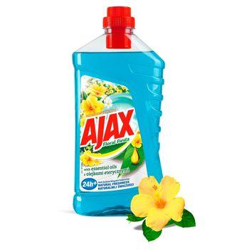 Ajax Floral Fiesta Płyn czyszczący kwiaty laguny 1 l