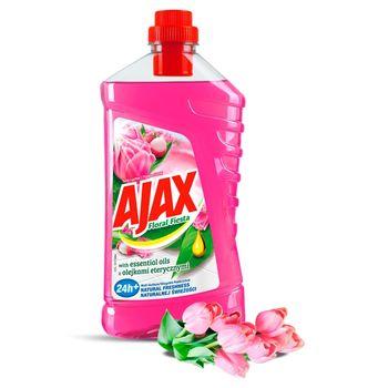 Ajax Floral Fiesta Płyn czyszczący tulipan i liczi 1 l