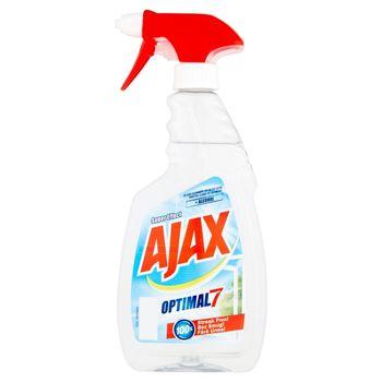 Ajax Optimal 7 Super Effect Płyn do szyb 500 ml
