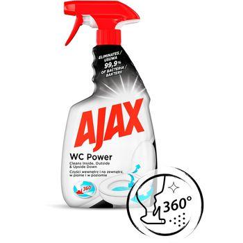 Ajax WC Power Płyn do mycia i dezynfekcji toalet 500 ml