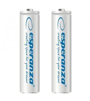 Akumulatorki ESPERANZA EZA101W 2 sztuki EZA101W