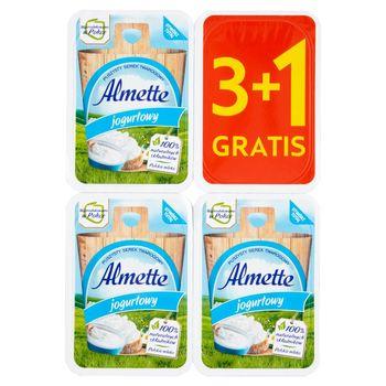 Almette Puszysty serek twarogowy jogurtowy 120 g