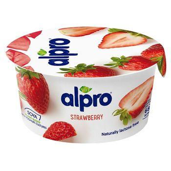 Alpro Produkt sojowy truskawka 150 g