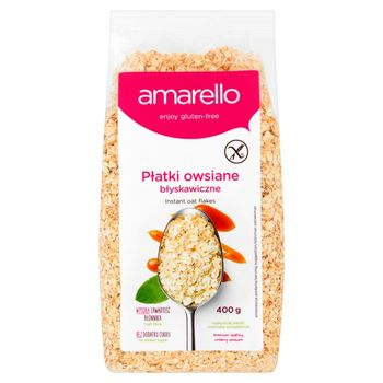 Amarello Płatki owsiane błyskawiczne 400 g